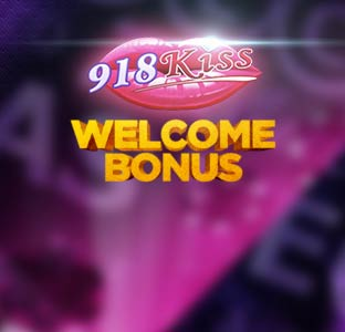 918Kiss Welcome Bonus