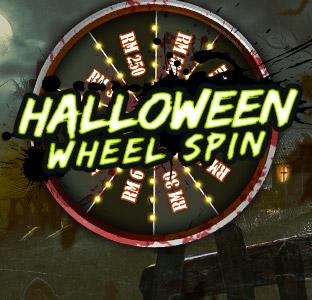Halloween Wheel Spin