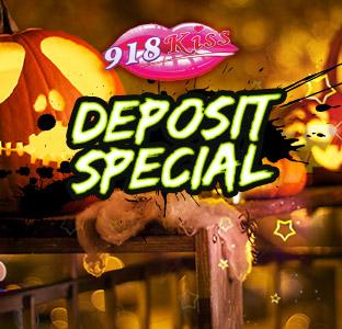 918Kiss Deposit Special