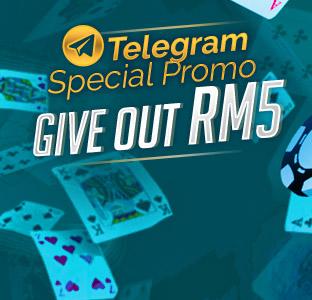Telegram Special promo
